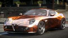 Alfa Romeo 8C BS L2 для GTA 4
