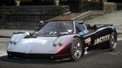 Pagani Zonda SR C12 L5 для GTA 4