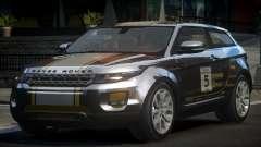 Range Rover Evoque PSI L10 для GTA 4