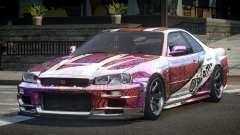 Nissan Skyline GS R-Tuning L8 для GTA 4
