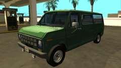 Ford Econoline E-150 1977 для GTA San Andreas