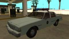 Chevrolet Caprice 1987 US Border Patrol для GTA San Andreas