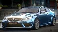 Mercedes-Benz C63 GS R-Tuned для GTA 4