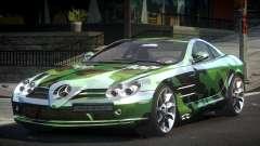 Mercedes-Benz SLR R-Tuning L6 для GTA 4