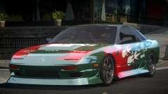 Nissan 240SX PSI L8 для GTA 4