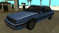 Chevrolet Celebrity 1984 для GTA San Andreas