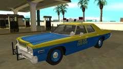 Dodge Monaco 1974 New York State Police для GTA San Andreas
