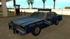 Ford LTD Crown Victoria 1987 NHP для GTA San Andreas