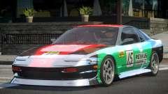 Nissan 240SX PSI L10 для GTA 4