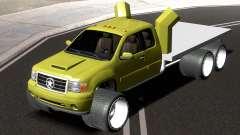GMC Sierra Lifted Truck