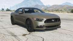 Ford Mustang GT 201ⴝ для GTA 5