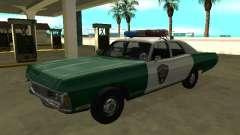 Dodge Polara Chickasaw County Sheriff для GTA San Andreas