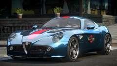 Alfa Romeo 8C BS L1 для GTA 4