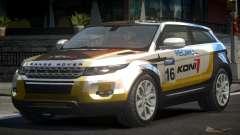 Range Rover Evoque PSI L2 для GTA 4