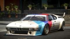 1981 BMW M1 L3 для GTA 4