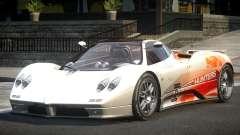 Pagani Zonda SR C12 L7 для GTA 4