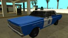 Plymouth Belvedere 4 door 1965 Chicago Police De для GTA San Andreas