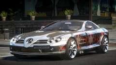 Mercedes-Benz SLR R-Tuning L4 для GTA 4