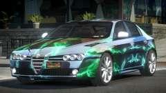 Alfa Romeo 159 GS L10 для GTA 4