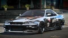 Nissan Skyline GS R-Tuning L9 для GTA 4