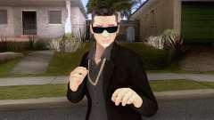 New Wuzimu Casual V4 Woozie для GTA San Andreas
