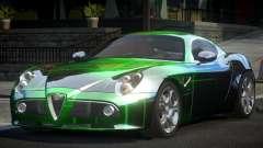 Alfa Romeo 8C GS-R L7 для GTA 4