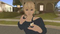 MarieMod SA ReSkinned V10 для GTA San Andreas