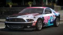 Shelby GT500 BS Racing L6 для GTA 4