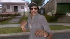 New Ryder Casual V4 Ryder для GTA San Andreas