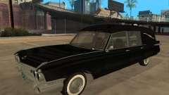 Cadillac Miller-Meteor 1959 hearse для GTA San Andreas