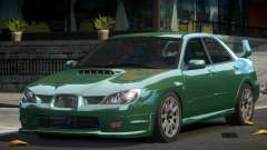 Subaru Impreza SP STI для GTA 4
