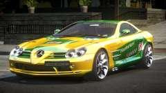 Mercedes-Benz SLR R-Tuning L3 для GTA 4