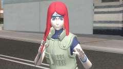 Kushina Ninja Variant для GTA San Andreas