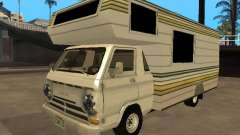 Dodge A-100 Motorhome для GTA San Andreas