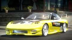 Mazda RX7 SH L2 для GTA 4