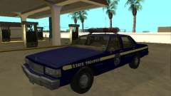 Chevrolet Caprice 1987 New York State Trooper для GTA San Andreas
