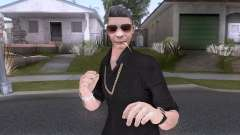 New Cwmohb1 Casual V10 Marulete New Look Hair для GTA San Andreas