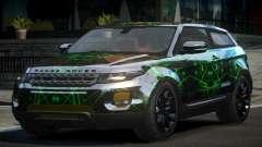 Range Rover Evoque PSI L1 для GTA 4