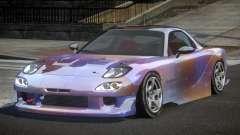 Mazda RX-7 GST Racing PJ10 для GTA 4