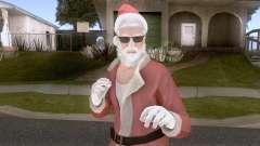 GTA Online Pack de Skins Christmas Parte 2 V6 для GTA San Andreas