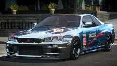 Nissan Skyline GS R-Tuning L7 для GTA 4