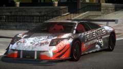 Lamborghini Murcielago PSI GT PJ4 для GTA 4