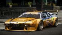 1981 BMW M1 L10 для GTA 4