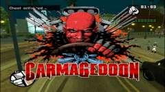 Carmageddon 2.0 для GTA San Andreas