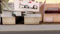 Iranian Tuninng Shop для GTA San Andreas
