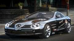 Mercedes-Benz SLR R-Tuning L7 для GTA 4