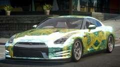 2011 Nissan GT-R L5 для GTA 4