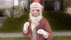 GTA Online Pack de Skins Christmas Parte 2 V8 для GTA San Andreas