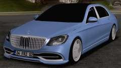 Mercedes-Benz Maybach S560
