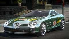 Mercedes-Benz SLR R-Tuning L9 для GTA 4